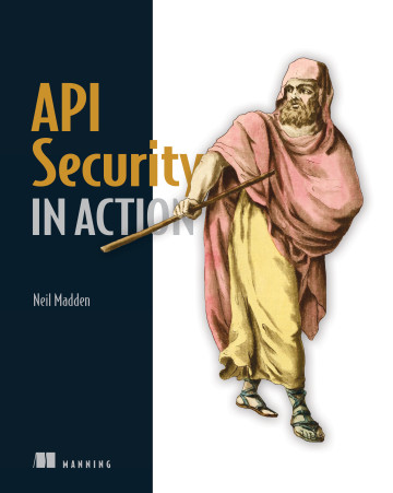 API Security in Action is published!